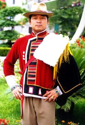 56个民族服装【推荐,各民族人民大团结】-56个民族服装图片