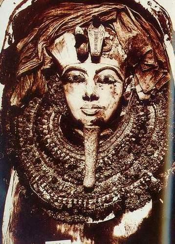 走进神秘的古代埃及 埃及法老的宝藏图片