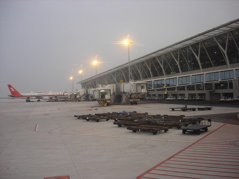 浦东国际机场第二候机楼