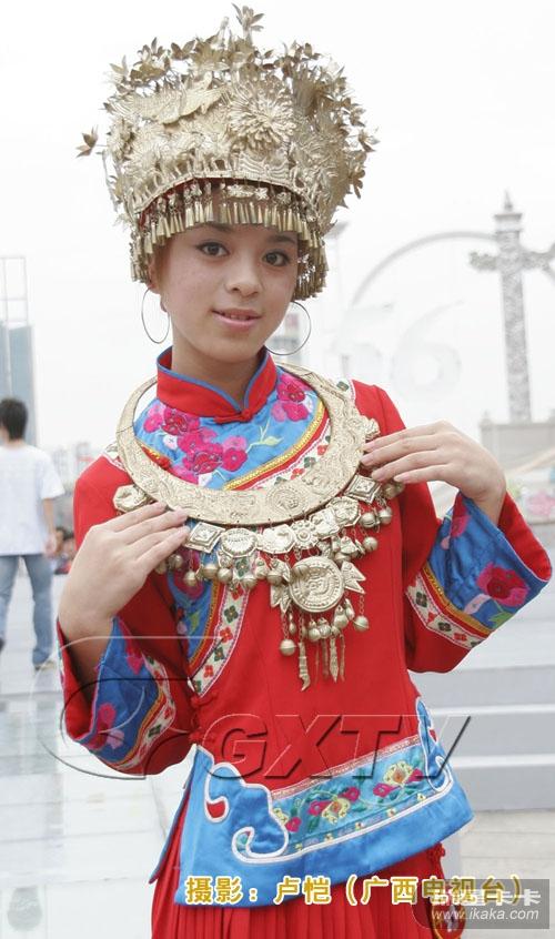 56个民族服饰 你认为哪个民族的最美